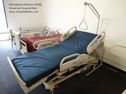 used hospital beds for sale used hill rom p3200 versacare beds electric for sale dotmed