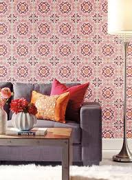modern geometric pattern wallpaper burke décor u2013 burke decor