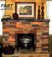 antique stone fireplace mantels interior design ideas