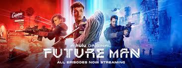 watch future man online at hulu