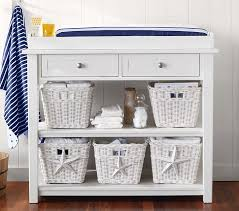 Changing Table With Pad Pottery Barn Changing Table Jisushopping