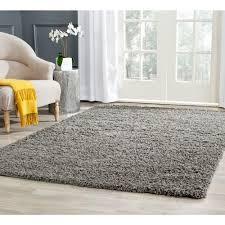 Living Room Rugs 10 X 12 Safavieh Milan Shag Dark Gray 10 Ft X 14 Ft Area Rug Sg180 8484