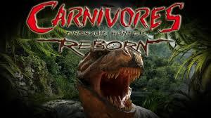 carnivores dinosaur hd apk fix carnivores dinosaur reborn v1 0 all no
