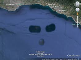 Santa Barbara California Map Hoax Supposed Ufo Releases Orb Over Southern California Page 2