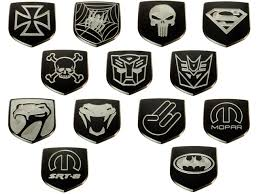 custom dodge ram badges dodge ram skull grill car autos gallery