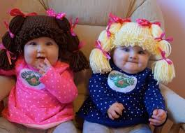 Newborn Costumes Halloween 41 Halloween Costumes Baby Cabbage Patch