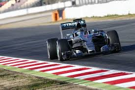mercedes barcelona f1 2015 mercedes concludes barcelona testing with mixed results