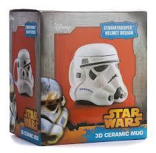 amazon com star wars 3d stormtrooper ceramic mug star285