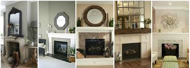 kitchen fireplace design ideas decorative mirrors for above fireplace with modern fireplace design