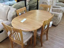 Expandable Round Dining Table For Sale by Expandable Round Dining Table Set Country Chic Maple Wood White