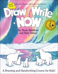 draw write now book 4 polar regions arctic antarctic marie