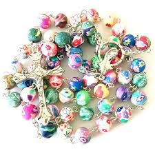 free rosaries buy 1 get 2 free beautiful catholic colorful rosary christian