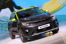 kia stonic crossover official pricing and specs for uk revealed