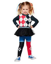 Harley Quinn Halloween Costume Kids Harley Quinn Womens Costumes Harley Quinn Spirithalloween
