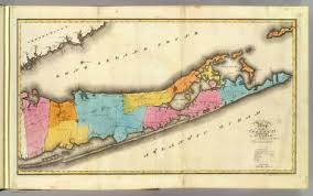 suffolk county map county burr david h 1803 1875 1829