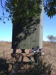 lets see your homemade blinds archive texasbowhunter com