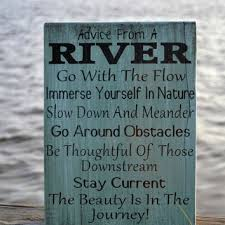 home decor advice river signs decor products on wanelo