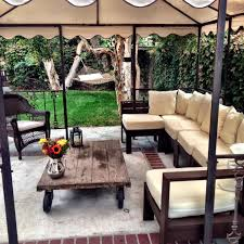 ana white giant outdoor sectional diy projects