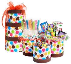 Birthday Gift Baskets Birthday Candy Gift Tower