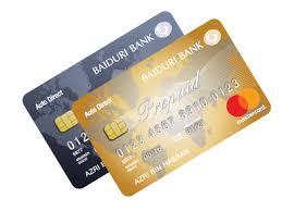 bank prepaid cards baiduri bank