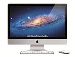 ordinateurs bureau apple imac ordinateur de bureau 27 intel i5 quadricoeur 1 to