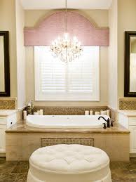 Chandelier Bathroom Lighting Cool 60 Bathroom Tub Chandeliers Inspiration Design Of Bathtub