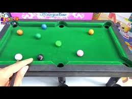 tabletop pool table toys r us pool table billiard toys for kids billiard table youtube