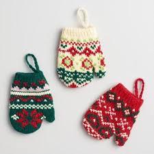 shop mitten ornament on wanelo