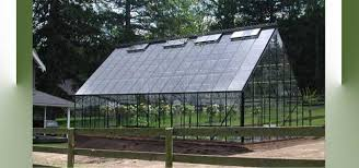 Greenhouses For Backyard Cape Cod Glass Greenhouse Gothic Arch Greenhouses