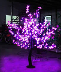 outdoor lighted cherry blossom tree pink lighted cherry blossom tree canada best selling pink lighted