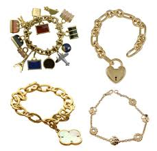 gold bracelet with charms images The wife guide charm bracelets taryn cox the wife png