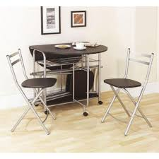 foldaway dining table folding dining table and chair set 3150 inside kitchen designs 14