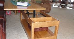 double lift top coffee table best 10 coffee table storage ideas