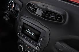 jeep trailhawk 2015 interior 2015 jeep renegade trailhawk 4x4 u2022 carfanatics blog