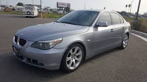 bmw 5 series for sale carsforsale com
