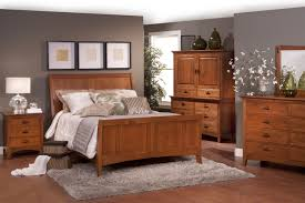 mission style bedroom furniture also with a queen size bed sets