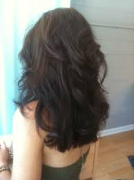 dry wave hairdo 9 best serena s waterfall dry hair cut images on pinterest dry