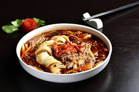 sichuan cuisine china delicious spicy sichuan cuisine stock photo 01 food stock