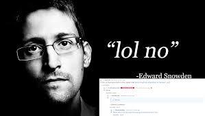 Snowden Meme - lol no edward snowden edward snowden know your meme