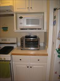 kitchen small under counter microwave kitchen storage furniture