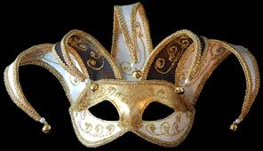 venetian jester mask colombina jolly brillante black white venetian jester mask
