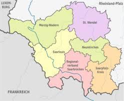 Deutschland Und Frankreich Karte by Saarland U2013 Wikipedia
