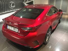 lexus rc 200t cena lexus rc 200t wynajem długoterminowy kimbex dream cars