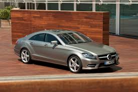 the mercedes cls is voted the best luxury class car the