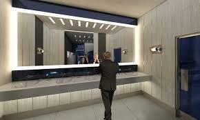 commercial restroom design modern public restroom design work