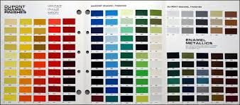 imron paint color chart ideas 6 best images of dupont imron