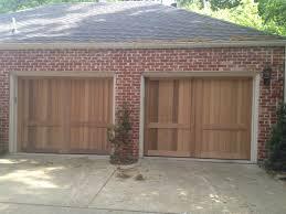 modern wood door wood double garage door for modern concept wood double car garage