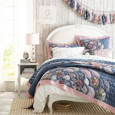 Pottery Barn Upholstered Bed Margot Bed Pbteen