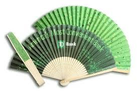 custom hand fans no minimum paper folding fans customprintedfans com
