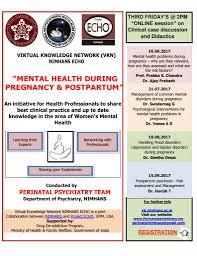 mental health during pregnancy u0026 postpartum